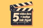 video ders notları