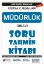MEB Müdürlük Sınavı Soru Tahmin Kitabı Dinamik Akademi 2011
