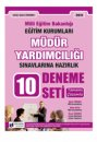 MEB M�d�r Yard�mc�l��� S�navlar�na Haz�rl�k 10 Deneme Seti Dinamik Akademi 2011