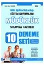 MEB Müdürlük 10 Deneme Sınavı Dinamik Akademi