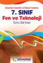 G�vender Yay�nlar� 7. S�n�f Fen ve Teknoloji Soru Bankas�