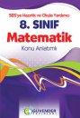 Güvender Yayınları 8. Sınıf Matematik Konu Anlatımlı Kitap