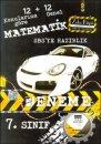 Zeka K�p� 7.S�n�f 24 Adet Matematik Deneme + ��z�m Program� CD Hediye!