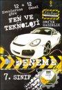 Zeka K�p� 7.S�n�f 24 Adet Fen ve Teknoloji Deneme + ��z�m Program� CD Hediye!
