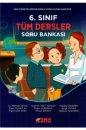 6.Sınıf Tüm Dersler Soru Bankası Esen Yayınları