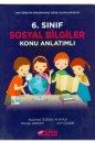 6. Sınıf Sosyal Bilgiler Konu Anlatımlı Kitap Esen Yayınları