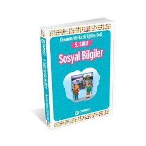 5.S�n�f Sosyal Bilgiler Konu Anlat�ml� Kitap Co�ku Yay�nlar�