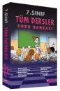 7.Sınıf Tüm Dersler Soru Bankası Esen Yayınları