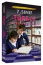 7.Sınıf Türkçe Konu Anlatımlı Kitap Esen Yayınları