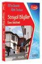 7.Sınıf Sosyal Bilgiler Konu Anlatımlı Kitap Esen Yayınları