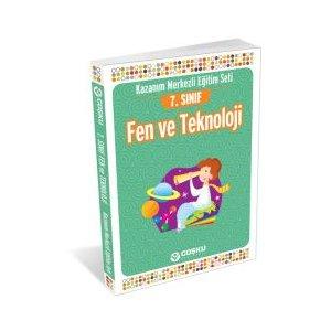 7.S�n�f Fen ve Teknoloji Konu Anlat�ml� Kitap Co�ku Yay�nlar�