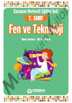 7.S�n�f Fen ve Teknoloji Co�ku Yay�nlar�