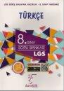 8. Sınıf LGS Türkçe Soru Bankası Karekök Yayınları