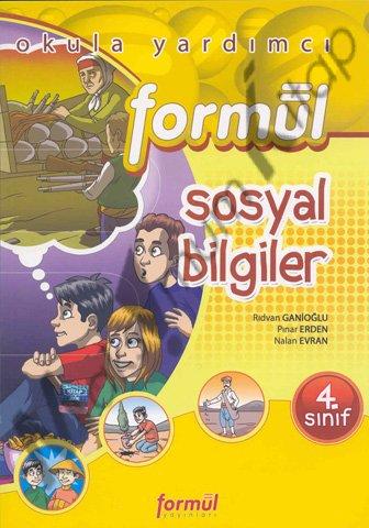 4. SINIF SOSYAL BİLGİLER Formül Yayınları