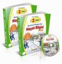 2.S�n�f H�creleme Y�ntemine G�re HAYAT B�LG�S� 2 Kitap + 1 CD Zambak Yay�nlar�