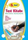 6.S�n�f Test Kitab� Zambak Yay�nlar�