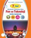 7.S�n�f H�creleme Y�ntemine G�re Fen ve Teknoloji Soru Bankas� 1 Kitap + 1 DVD Zambak Yay�nlar�