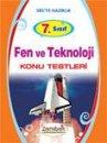 7.S�n�f Fen ve Teknoloji Konu Testleri (44 Test) Zambak Yay�nlar�