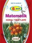 8.Sınıf Matematik Konu Testleri (48 Test) Zambak Yayınları