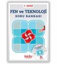 K�rfez Yay�nlar� 7. S�n�f Fen ve Teknoloji Soru Bankas� (��z�m DVD'li)