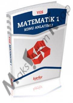 K�rfez Yay�nlar� YGS Matematik 1 Konu Anlat�ml� Kitap