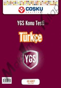 YGS T�rk�e Testi Co�ku Yay�nlar�