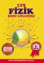 Zafer Yayınları LYS Fizik 1. Kitap Konu Anlatımlı