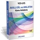Akıllı YGS-LYS Dil ve Anlatım Konu Anlatımı Kitap(CD Hediyeli) Okyanus Yayınları