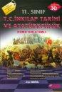 Esen Yayınları 11. Sınıf İnkılap Tarihi Konu Anlatımlı Kitap
