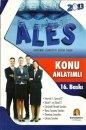Kapadokya Yayıncılık 2013 ALES Konu Anlatımlı Kitap