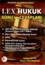 LEX Hukuk Soru ve Cevapları 2012 Pelikan Yayınları