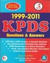 KPDS Questions and Answers 1999 - 2011 Mayıs Dahil Çözümlü Çıkmış Sorular Pelikan Kitabevi