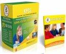 KPSS Genel K�lt�r Genel Yetenek G�r�nt�l� E�itim Seti 100 DVD