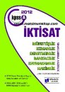 KPSS A �ktisat Konu Anlat�ml� Tek Kitap 2012 Dinamik Akademi