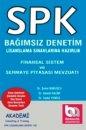 SPK Lisanslama Sınav.Haz. Finansal Sistem,Sermaye Piyasaları ve Sermaye Piyasası