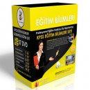 KPSS E�itim Bilimleri G�r�nt�l� E�itim Seti (57 DVD + Rehber Kitab�) 2012