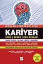 Gazi Yayınları KARİYER Hukuk İktisat İşletme Muhasebe Maliye Soru Bankası 2013