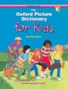 The Oxford Picture Dictionary for Kids Monolingual English Edition (Paperback)