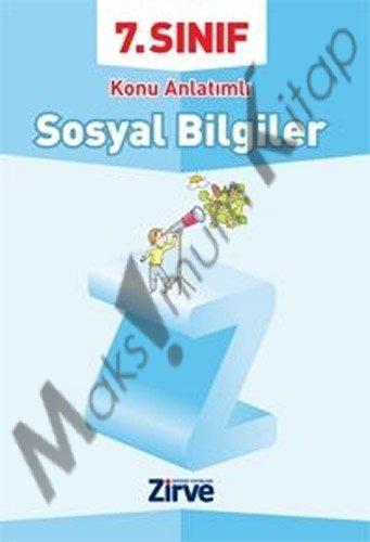 7. Sınıf Sosyal Bilgiler Konu Anlatımlı Zirve Yayınları
