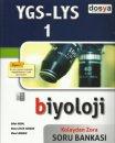 YGS LYS Kolaydan Zora Biyoloji Soru Bankası Dosya Yayınları