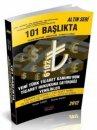 Savaş Yayınları 101 Başlıkta Yeni Türk Ticaret Kanunu'nun Ticaret Hukukuna Getirdiği Sinan Sakin Şeyda Şahin