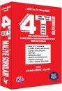 KPSS A Grubu Maliye Özgün Sorular 12.Baskı 4T Yayınları