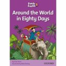 Oxford Family and Friends Readers 5 Around the World in Eighty Days