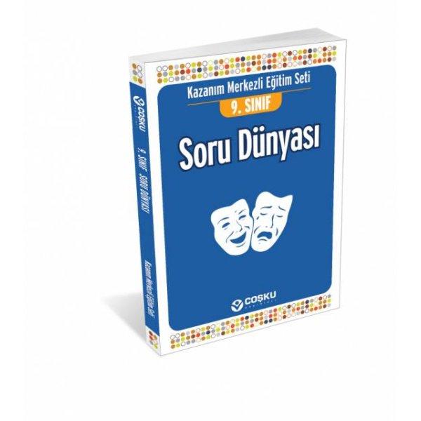 Coşku Yayınları 9. Sınıf Soru Dünyası