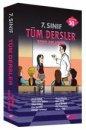 Esen Yayınları 7. Sınıf Tüm Dersler Konu Anlatımlı Kitap