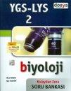Dosya Yayınları YGS LYS Biyoloji 2 Soru Bankası