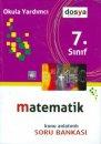 Dosya Yayınları 7. Sınıf Matematik Soru Bankası