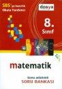 Dosya Yayınları TEOG  8. Sınıf Matematik Soru Bankası