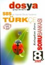 Dosya Yayınları 8.  TEOG Sınıf Türkçe Soru Bankası