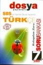 Dosya Yayınları 7. Sınıf Türkçe Soru Bankası